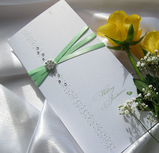 Spring Luxury Wedding Stationery