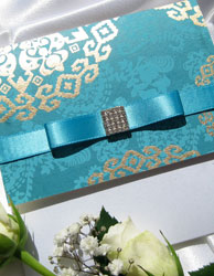 Jewel Wedding Invitations